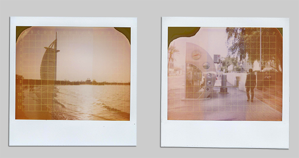 Dubai polaroids for sale cslup